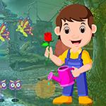 G4k Gardener Rescue Game