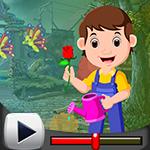 G4k Gardener Rescue Game …