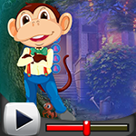 G4k Gentle Monkey Rescue Game Walkthrough