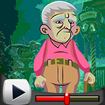 G4k Geriatric Man Rescue Game Walkthrough