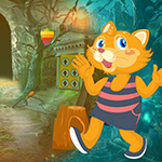 G4k Gib Cat Escape Game