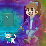 G4k Girl And Cat Escape Game