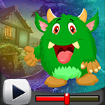 G4k Green Monster Escape …