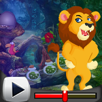 G4k Grumpy Lion Escape Ga…