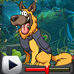 G4k Guard Dog Rescue Game Walkthrough