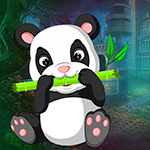 G4k Guzzle Panda Rescue Game