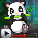 G4k Guzzle Panda Rescue Game Walkthrough
