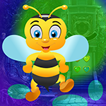 G4k Happy Bee Rescue Game