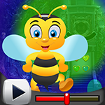G4k Happy Bee Rescue Game…