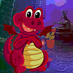 G4k Happy Dragon Rescue Game