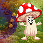 G4k Happy Mushroom Escape Game