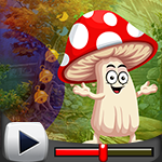 G4k Happy Mushroom Escape Game Walkthrough