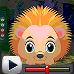 G4k Hedgehog Rescue Game Walkthrough
