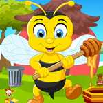 G4k Honey Bee Rescue Game