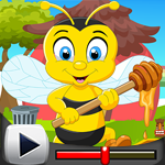 G4k Honey Bee Rescue Game…