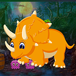 G4k Infuriated Rhinoceros Rescue Game