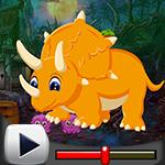 G4k Infuriated Rhinoceros Rescue Game Walkthrough