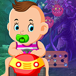 G4k Jaunty Baby Rescue Game