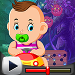 G4k Jaunty Baby Rescue Game Walkthrough
