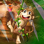 G4k Jumping Monkey Escape…