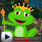 G4k King Frog Escape Game…