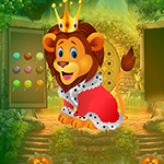 G4k King Lion Escape Game
