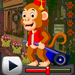 G4k Labour Monkey Rescue Game Walkthrough