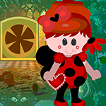 G4k Lady Beetle Escape Game