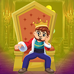 G4k Lazy Prince Rescue Game