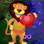 G4k Lion Love Escape Game