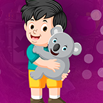 G4K Little Boy And Koala …