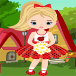 G4K Lovely Girl Rescue Game