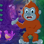 G4k Lunacy Monkey Rescue Game