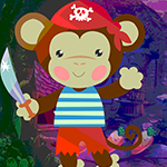 G4k Menacing Monkey Escape Game