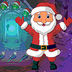 Merry Santa Escape Game