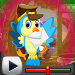 G4k Messenger Bird Escape…