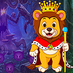 G4k Monarch Lion Rescue Game