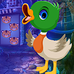 G4k Muzzle Duck Rescue Game