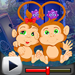 G4k Pair Monkey Rescue Ga…