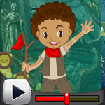 G4K Pennon Boy Rescue Game Walkthrough