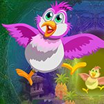 G4k Pinky Bird Escape Game