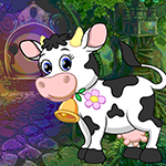 G4k Pregnant Cow Rescue Game