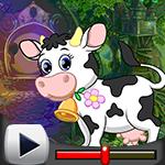 G4k Pregnant Cow Rescue Game Walkthrough