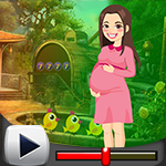 G4k Pregnant Woman Rescue Game Walkthrough