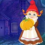 G4k Pumpkin Girl Rescue G…