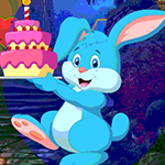 G4k Rescue Birthday Rabbit Game