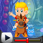 G4k Rocking Horse Rescue …