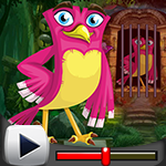 G4k Rosy Bird Rescue Game…