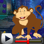 G4k Scamp Monkey Rescue G…