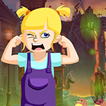 G4k Scream Girl Rescue Game